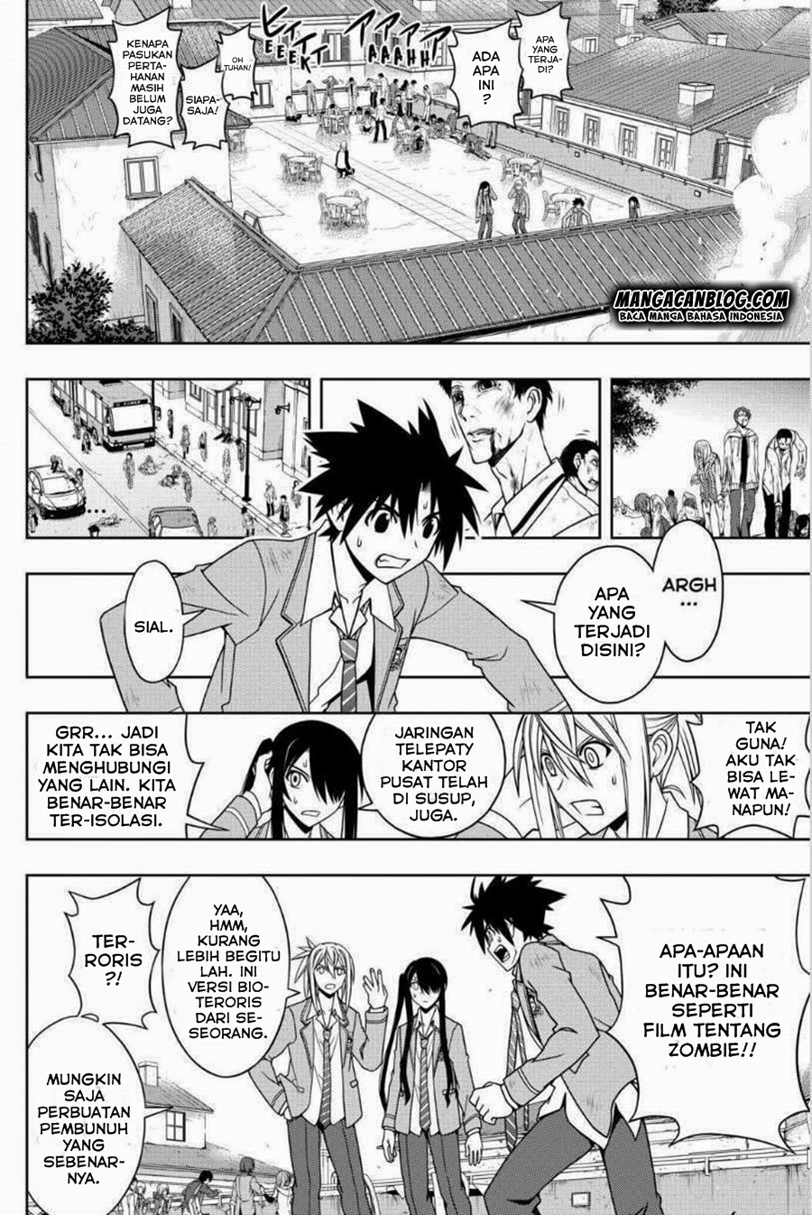 Komik uq holder 053 - buat latihan 54 Indonesia uq holder 053 - buat latihan Terbaru 6|Baca Manga Komik Indonesia
