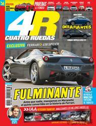 Revista: 4R Cuatro Ruedas [México] - Noviembre 2011 [PDF | Español | 48.77 MB]