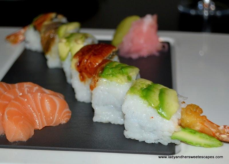 Fuji Maki Sushi at Park Regis Dubai