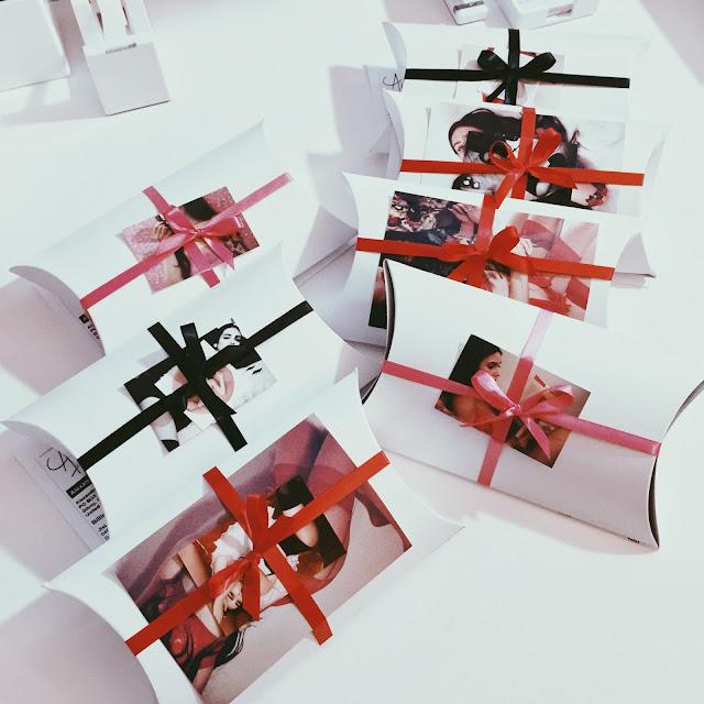Alexandrea Anissa Lingerie Packaging