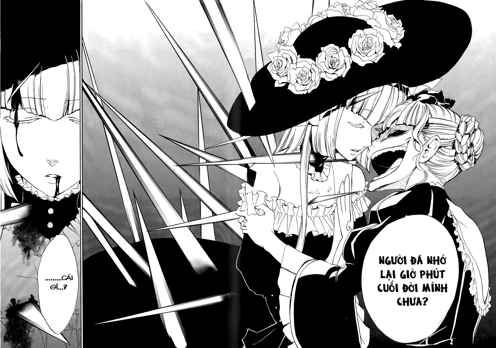 Umineko no Naku Koro ni Episode 3: Banquet of the Golden Witch chap 8 - Trang 19