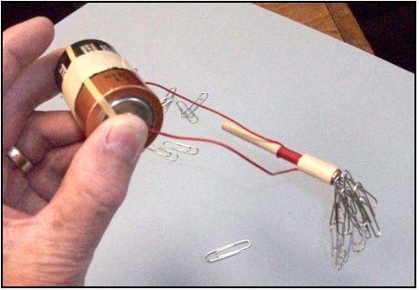 how to make a strong electromagnet pdf