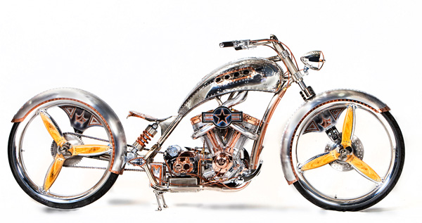 Me Myself And A Whole Lot Of Crap The American Chopper