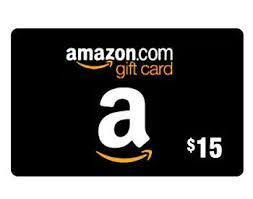 Enter To Win $15 Amazon GC