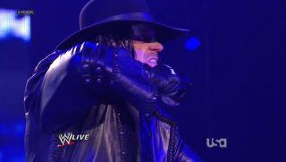 WWE Triple H And Undertaker Return 2012