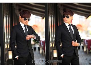 Jas Pria Korea Murah Dengan Kualitas Bagus Model Terbaru Januari 2016