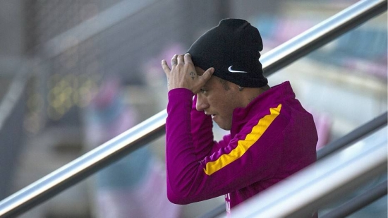 Neymar pode ser indiciado na Espanha por corrupção