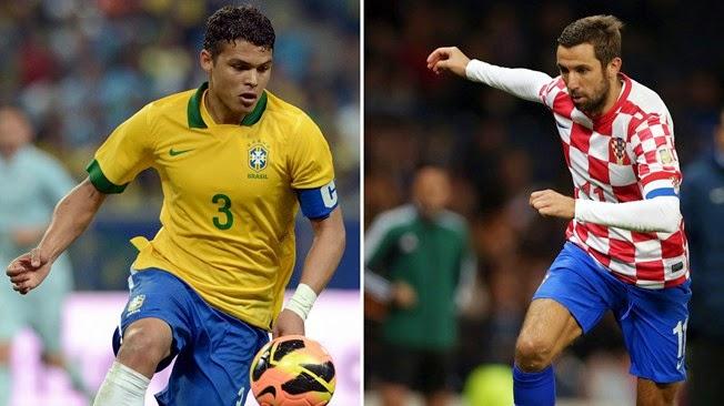 البث المباشر لمباراة افتتاح مونديال البرازيل x كرواتيا Brazil vs Croatia 2014 LIVE