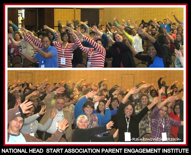 photo of: National Head Start Association Parent Engagement Institute during Debbie Clement Keynote