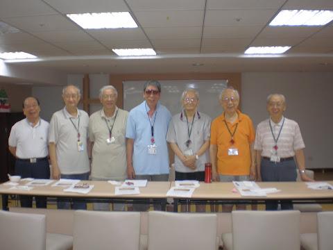 2011/8/5 第一屆男幹部