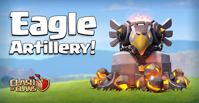 SNEAK PEEK 13 – TOWN HALL 11 UPDATE – EAGLE ARTILLERY a UPDATE DAY ?? 10.12 ??