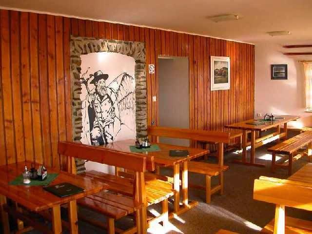 Restaurace na Lyžařské boudě