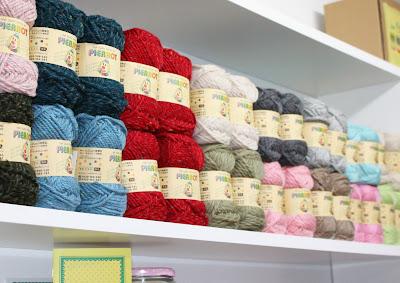 Venta de lanas japonesas