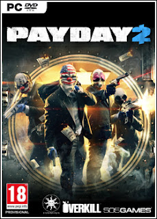 Download - Jogo PAYDAY 2-FLT + FULL REPACK-P2P PC (2013)