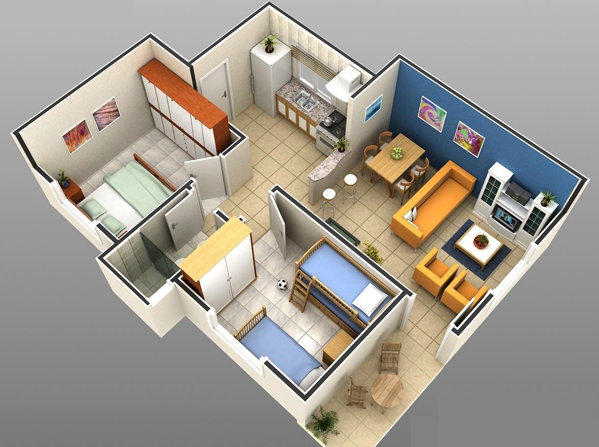 Cg6 computa o grafica plantas e fachadas for Hacer casas en 3d online