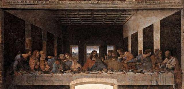 Bữa tiệc ly Leonardo da Vinci