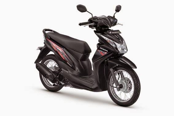 The All New Honda BeAT FI : Harga dan Spesifikasi