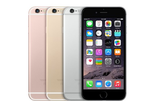 iPhone 6s Plus Varian