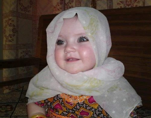 Hijab Styles Hijab Pictures Abaya Hijab Store Fashion Tutorials Another Cutest Baby Girl In