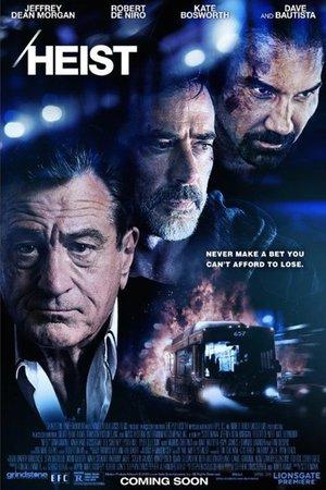 Heist (2015) [BRRip 1080p] [Latino] [1 Link] [MEGA]