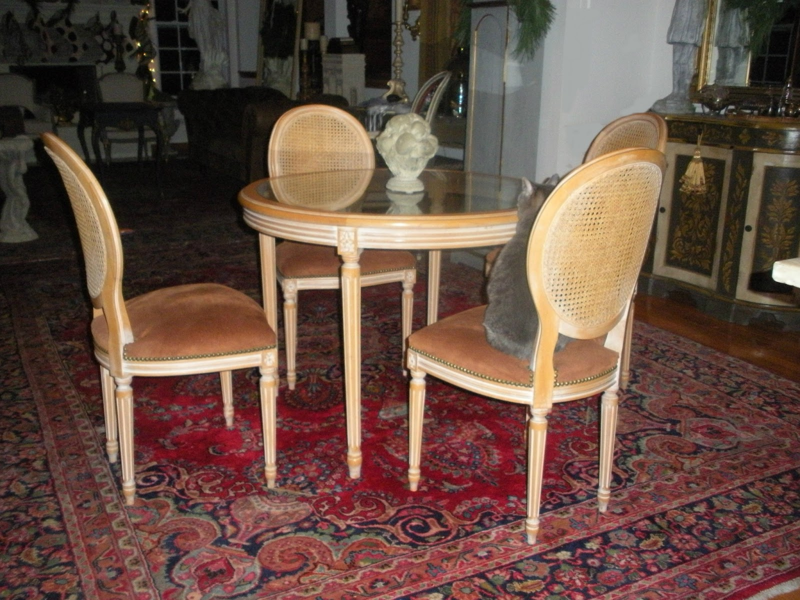Dining room chairs craigslist