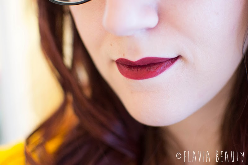 SEVENTEEN Supreme Shine Lipstick Review Rich Perfect Review Swatch Color