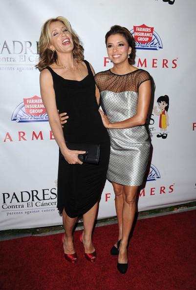 Eva Longaria And Felicity Huffman