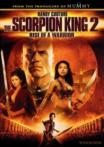 The scorpion king 2: Rise of the akkadian (El rey escorpión 2: El nacimiento de un guerrero) (El rey escorpion 2: El ascenso de un guerrero) (2008) Español Latino