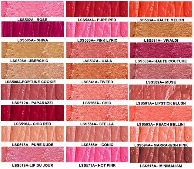 GLAMOUR & P... Nyx Strawberry Milk Lipstick