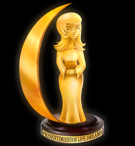 Premio concedido por el blog Presentientos