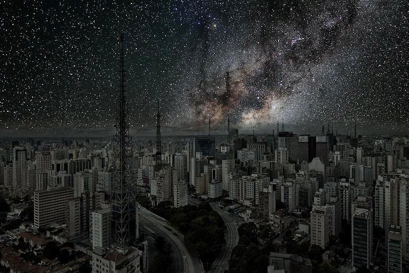São Paulo - You'll Never Look at the Night Sky in the Same Way