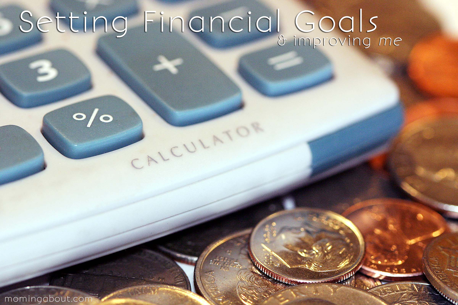 Setting Financial Goals #finances #goals