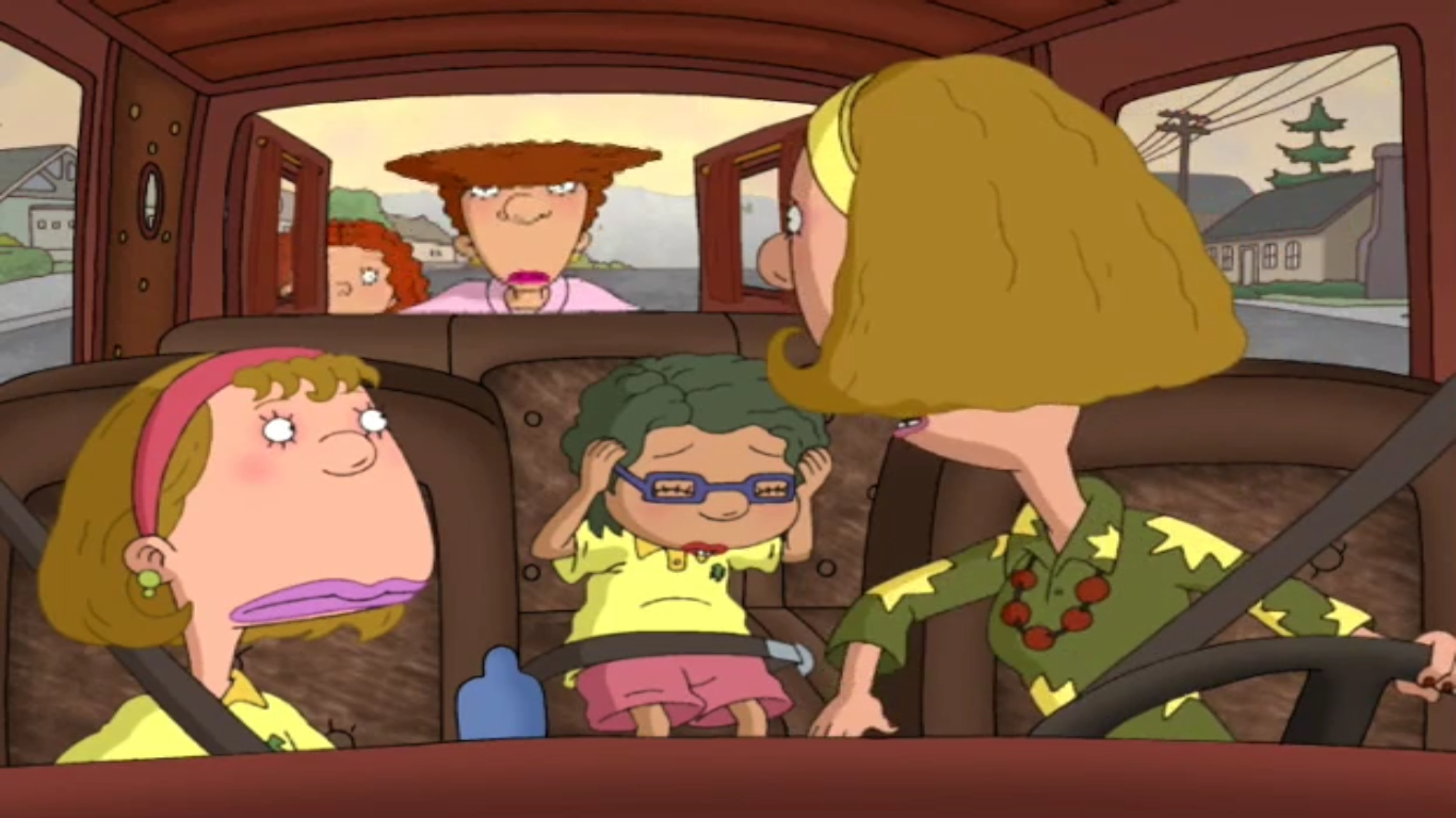 What episode do ginger and darren start dating