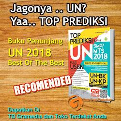TOP Prediksi UN SMP 2018