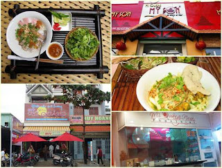 Danh sách các quán mì Quảng ngon ở Sài Gòn, quán có món nước, địa điểm ăn uống 365