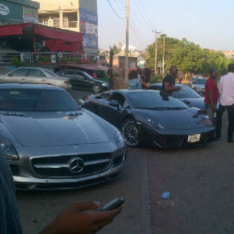 expensive cars in abuja