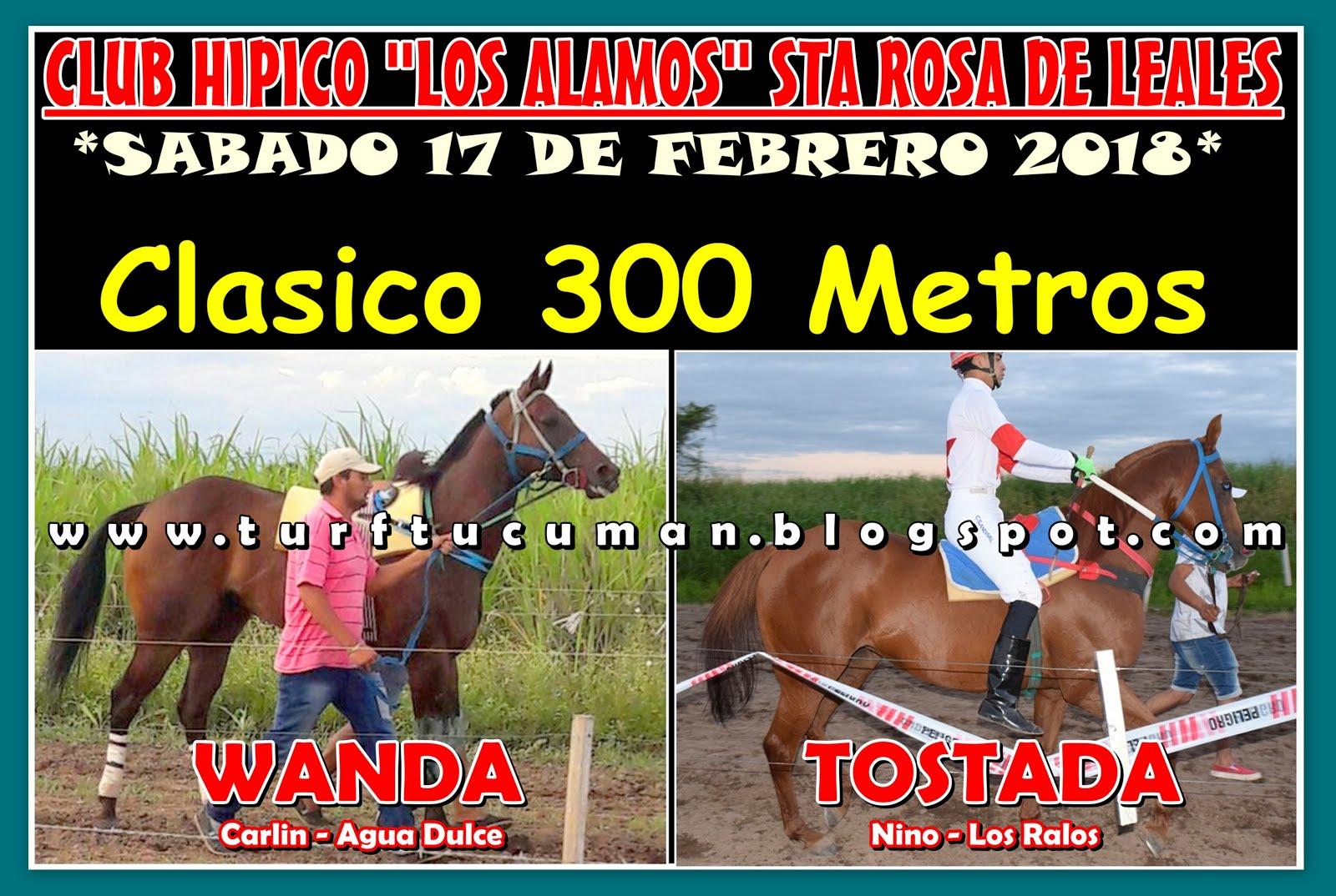 WANDA VS TOSTADA