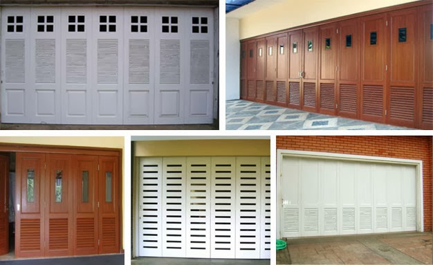 pictures of garage door design ideas
