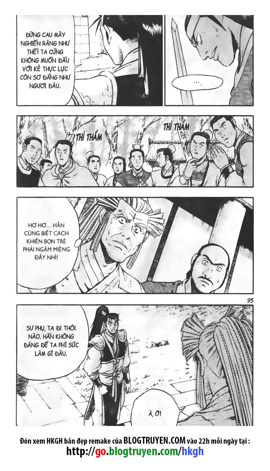 Hiệp Khách Giang Hồ chap 312 Trang 15 - Mangak.info