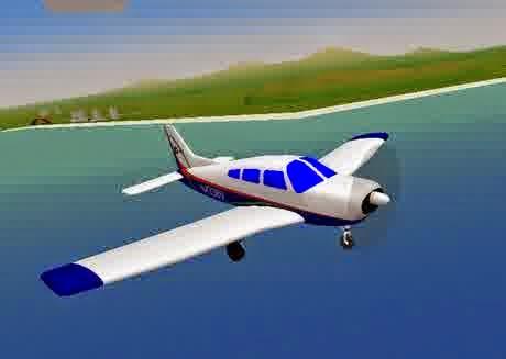 permainan simulasi pesawat