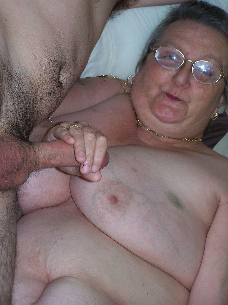 ID this granny ? Granny sex