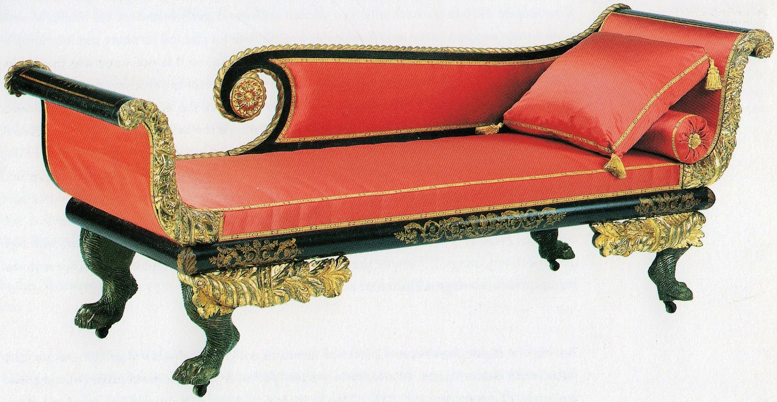 Fig 7 grecian couch c 1815 1825 new york city new york