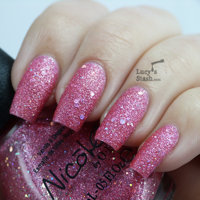 Lucy's Stash - Nicole by OPI Candy Is Dandy