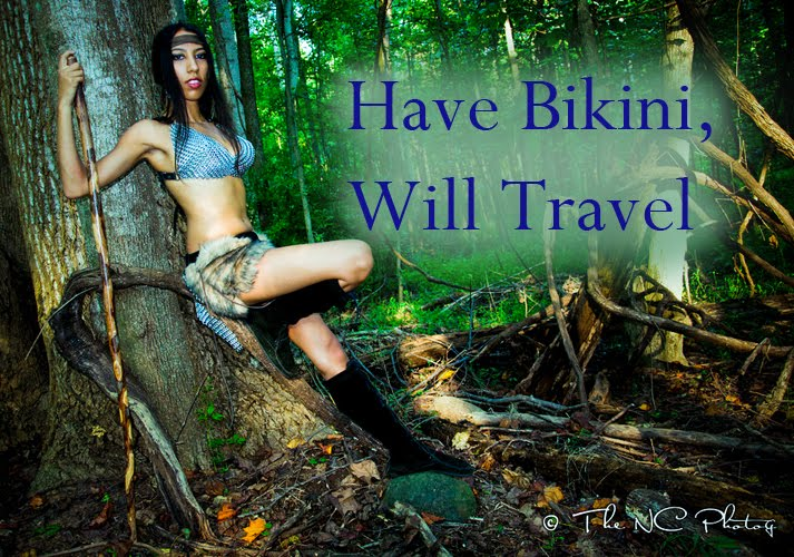 Have Bikini, Will Travel