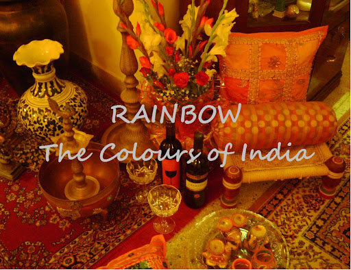 RAINBOW - The Colours of India