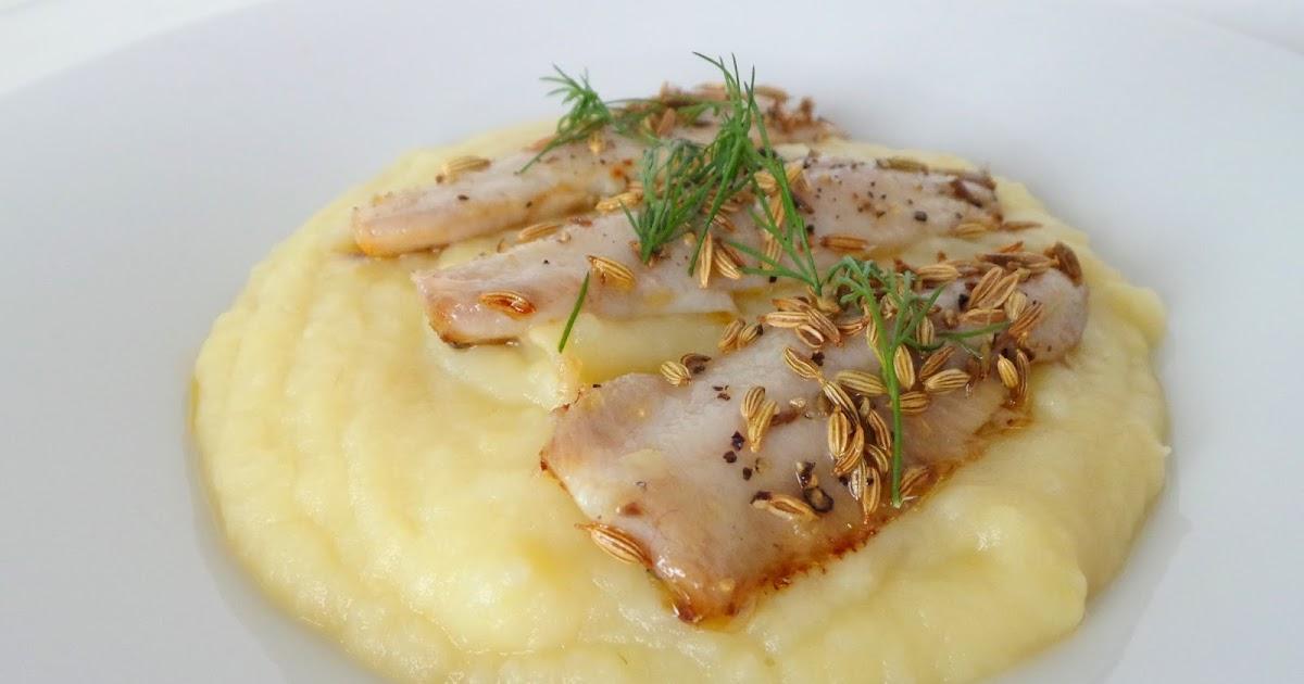 My culinary curriculum filets de sardines aux graines de - Comment cuisiner des filets de sardines ...