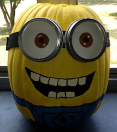 imagenes minions halloween 14
