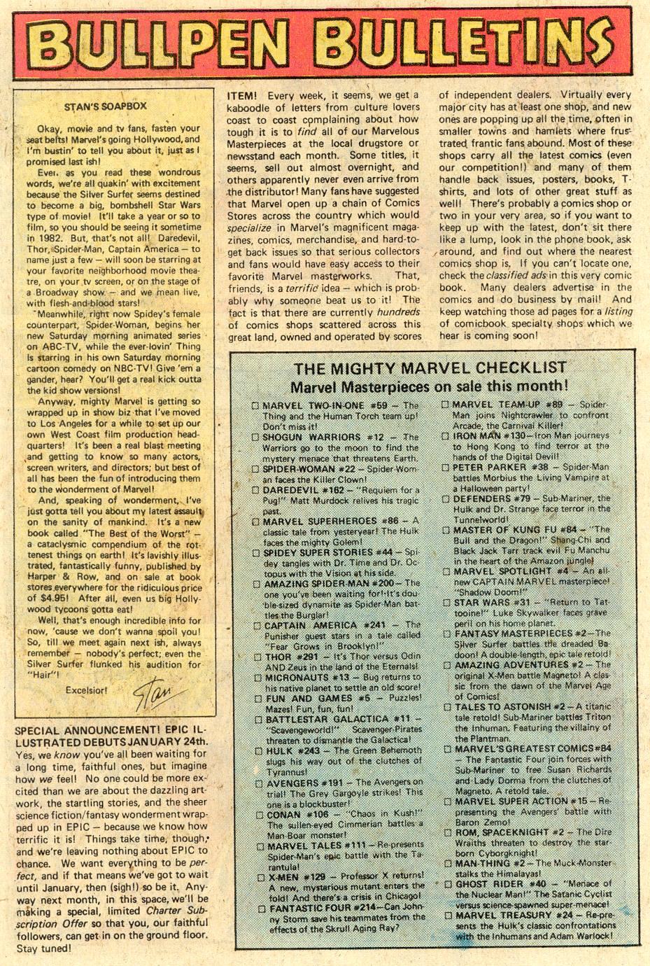 Conan the Barbarian (1970) Issue #106 #118 - English 19