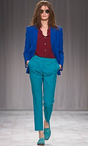 Fashion Style Tips London Fashion Week 2012 S S