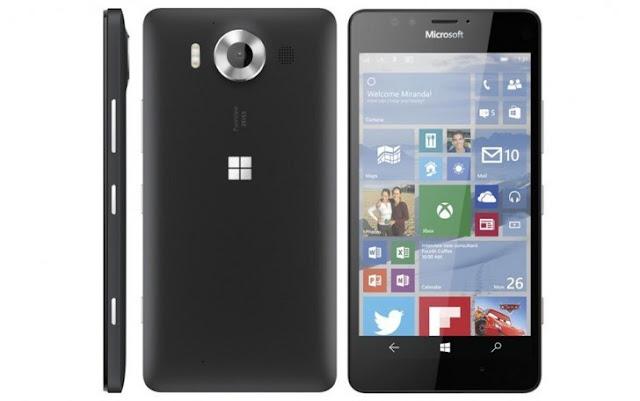 New Lumia 950 XL Smartphone Specs Leaked Online